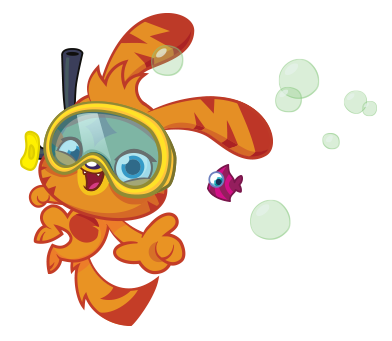 Moshi Monsters Coloring Pages Katsuma - The Best Coloring Page 2017
